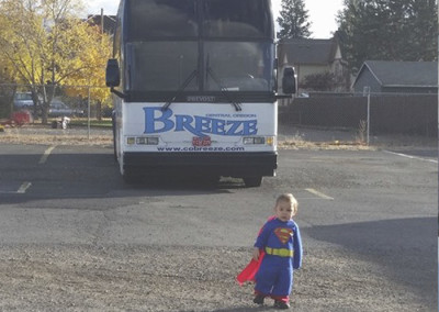 The Real Breeze Superman